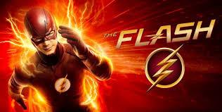 The Flash superhero